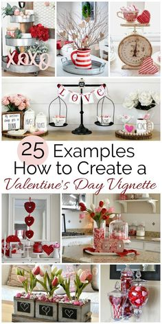 Learn some tips for creating an Valentine's Day vignette. We look at examples of 25 different stunning vignettes and talk about the details in them. Tips for Creating a Valentine's Day Vignette Valentines Day Cartoons, Quotes Valentines Day, Valentines Day History, Valentines Day Party, Valentine Day Love, Valentine Day Crafts, Valentine Ideas, Printable Valentine, Homemade Valentines