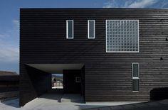 House in Onomichi | by Studio NOA Architect & Associates