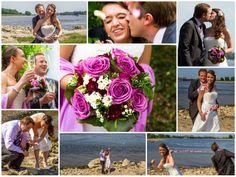 Hochzeitsreportage am Rhein in Düsseldorf (c) hochzeitsreportage.tv