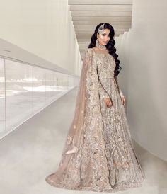 Best Picture For indo western Bridal Outfit For Your Taste You are looking for something, and it is going to tell you exactly what you are looking for, and you didn't find that picture. Asian Bridal Dresses, Pakistani Wedding Outfits, Indian Bridal Outfits, Indian Bridal Fashion, Indian Fashion Dresses, Pakistani Bridal Dresses, Pakistani Wedding Dresses, Punjabi Wedding, Asian Bridal Wear