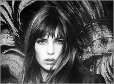 Jane Birkin by Jean d'Hugues, 1969