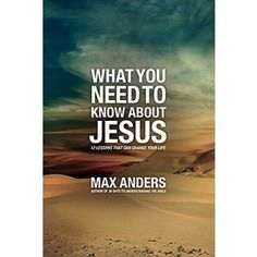 In twelve lessons for individual or group study, Max Anders helps you explore who Jesus was, what He taught and did, and how He relates to your life today.