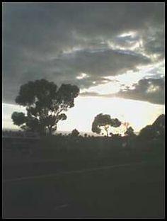 On the road/En el camino