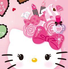 Blushed Hello Kitty