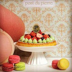 2018.02 Miniature Cake ♡ ♡ By Ishibashi