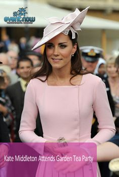 Kate Middleton Attends Jubilee Tea Party
