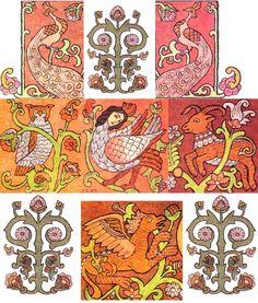 Картинки по запросу билибин  пнг