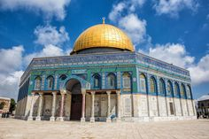 Dome of the Rock Jerusalem  Great Travel tips website