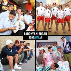 Parokya Ni Edgar biography, songs and albums. Biography, Inspire Me, Albums, Bands, Artists, Baseball Cards, My Love, Band, Biography Books