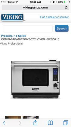 Combi-Steam Convec Oven