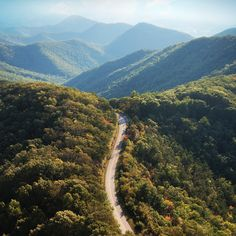 The South's Best Drives