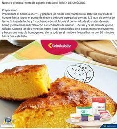 TORTA DE CHOCOLO