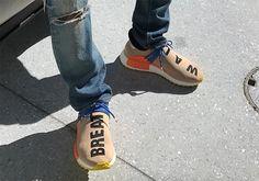 newest 152d2 48671 Pharrell Reveals A New adidas NMD