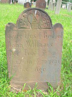 John Williams 1755 E. Hanover, NJ