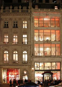 Henri Bendel...the first retailer to carry my line of women's RTW and outerwear (1986-1991)