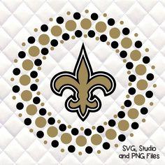 24 Best Projects To Try Images New Orleans Saints Logo Nfl Saints Saints Football