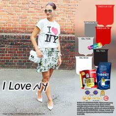 I ♥ NY  #nyc #newyork #love #likeforlike http://matarampaint.com/detailNews.php?n=373