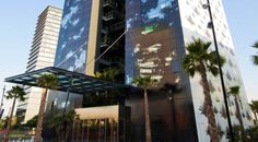 Vertical-garden-of-Renaissance-Barcelona-Fira-Hotel-by-Jean-Nouvel-01