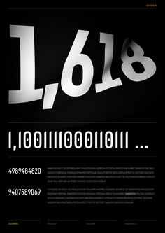 #poster #goldenratio #1618