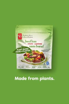 Whether you're plant-curious, vegan or just looking to try something new and delicious, there's a PC® product for you to discover. Like the PC® Plant-Based Mozzarella-Style Sticks, PC® Plant-Based Beefless Strips and PC® Plant-Based Coconut Milk Frozen Dessert featured in this video. See more our our PC® Plant-Based products by clicking the link. Energy Smoothies, Spice Rub, Cooking 101, Plant Based Protein, Frozen Desserts, Saveur, Marketing, Smoothie Recipes, Juice Recipes