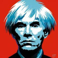 Andy Warhol by Vladimir Gorsky