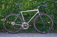 2016 Litespeed T1 SL lightweight titanium racing -->