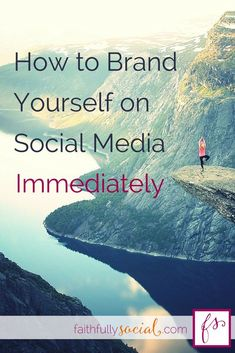 Branding is all anyone can talk about. You've heard about having a voice, and knowing what you'll write about, but do you knowHow to Brand Yourself on Social Media Immediately? I go through Pinterest Branding, Twitter Branding, Facebook Branding and Instagram Branding to help share different facets of your blogging authority! by @faithfulsocial