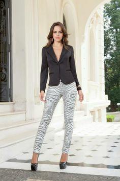 Confecção Gup's Jeans www.bomretironamoda.com.br