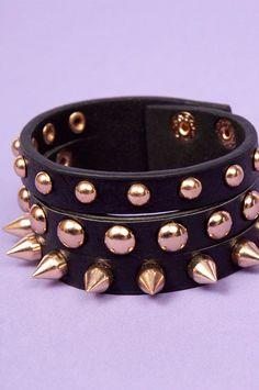 Put a Spike on it Bracelet | TOBI