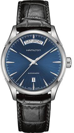H32505741, 32505741, Hamilton jazzmaster day date watch, mens