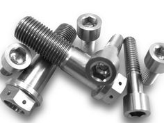 Titanium fasteners have several different applications across a wide variety of industries because of its qualities. Call Ferralloy for more info today! http://www.ferralloy.com