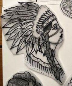 Traditional Tattoo Black And Grey, Traditional Tattoo Old School, Traditional Tattoo Design, Cool Forearm Tattoos, Body Art Tattoos, Sleeve Tattoos, Indian Tattoo Design, Floral Tattoo Design, Indian Girl Tattoos