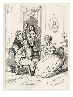 """Becky Sharp is the daughter of an impoverished English artist and a French """"opera-girl""""—possibly a prostitute. Victorian Literature, Classic Literature, Engraving Illustration, Type Illustration, Becky Sharp, Social Themes, Visual Metaphor, Great Novels, Images And Words"""