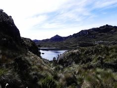 Parque Nacional Cajas - Reserva de la biosfera