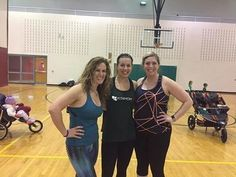 Fit4Mom Bartlett -I had to borrow a baby for this one but well worth it, what a great concept and incredible work out! Big thanks to Megan Gray Gertzfor teaching and letting me borrow her children, and Brittany Gebhart (my work out partner). #fitnessmom