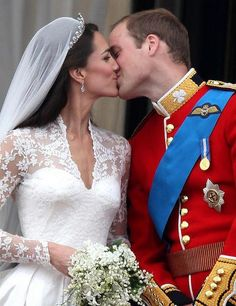 The Royal Wedding - I watched this live and fell in love with the Prince and Princess.