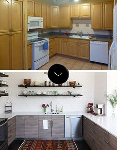 148 Best Kitchen Makeovers Images Kitchen Ideas Kitchen