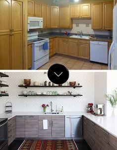 Our Favorite D*S Kitchen Makeovers | Design*Sponge