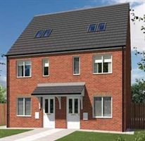 The Bickleigh is a 3 bedroom 3 storey house for sale in #Birmingham, West Midlands