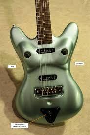 guitar special shaped body - Google zoeken