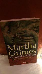 Martha Grimes – Karneval der Toten – tinaliestvor