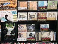 【JAZZ担当オススメ】ADAM at、Schroeder-Headzの新譜がリリースです!ピアノの音って最高ですよね。現在、日本のクラブ・ジャズやピアノ・インストバンドを少しずつ充実させています。興味のある方は是非ご来店下さい!