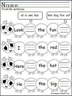 1000+ images about READING Building Sentences on Pinterest ...