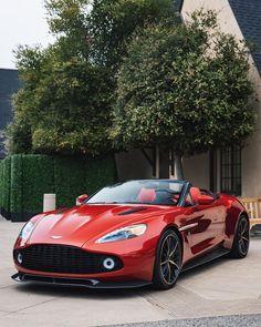Nice! Aston Martin Vanquish Zagato - New Sports Cars, Exotic Sports Cars, Exotic Cars, Sport Cars, Race Cars, Aston Martin Vanquish Zagato, Aston Martin Db10, Aston Martin Cars, Maserati