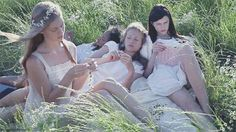 ": "" Daisy by Marc Jacobs - behind the scenes. Bff, Picnic At Hanging Rock, The Virgin Suicides, Aesthetic Gif, Korean Aesthetic, Aesthetic Videos, Summer Of Love, Soft Summer, Summer Breeze"