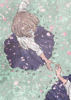 beautiful, art, and japan image<<<<aonobaka Pretty Art, Cute Art, Aesthetic Art, Aesthetic Anime, 5 Anime, Arte Disney, Kawaii Art, Anime Scenery, Anime Art Girl