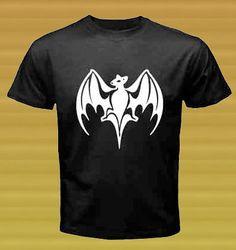 Bacardi 151 Superior Rum Bat Logo Symbol Black by BuraholTShirts, $16.50