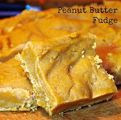 Milwaukee Kitchen: Peanut Butter Fudge