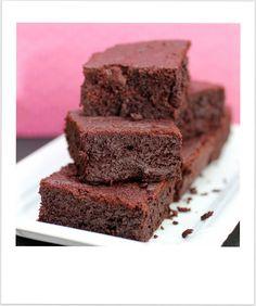 céklás brownie (Rachel Allen)