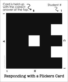 Corkboard Connections: Plickers 101 - Easy Digital Exit Tickets and More! Flipped Classroom, School Classroom, Classroom Ideas, Bilingual Classroom, Google Classroom, Classroom Organization, Teaching Tools, Teacher Resources, Teaching Ideas